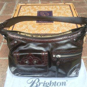 Authentic Brighton Delaney purse